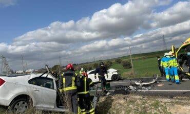 Muere una pareja de ancianos al chocar contra otro coche en Móstoles