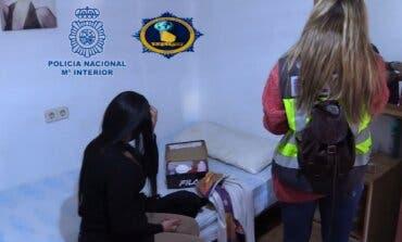 Obligadas a prostituirse en las calles de Alcalá de Henares en pleno temporal Filomena