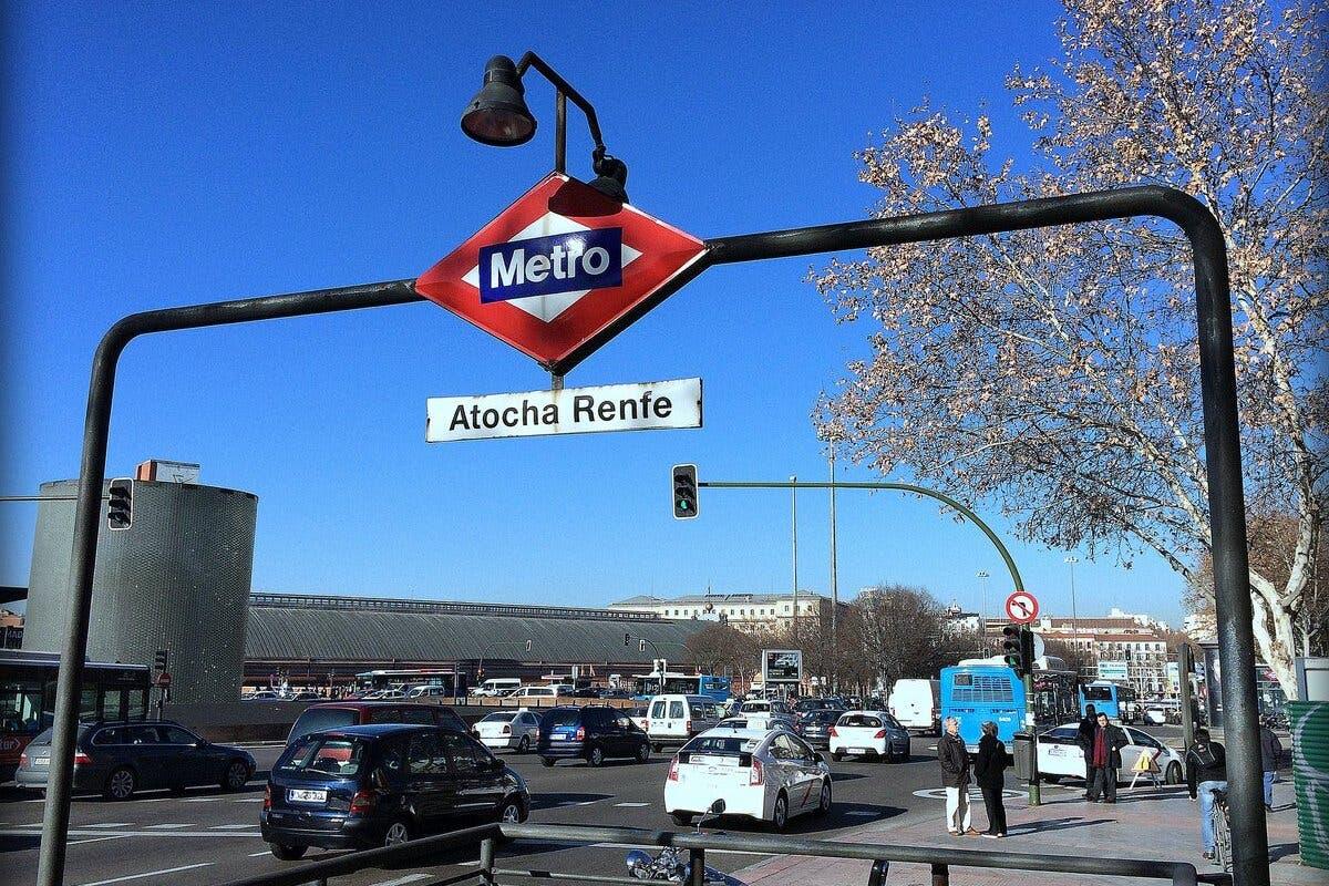 La estación de Metro de Madrid Atocha-Renfe cambia de nombre