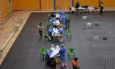 En marcha los test de antígenos en Mejorada del Campo