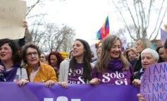 Sindicatos y asociaciones feministas recurren la prohibición de manifestarse el 8M en Madrid