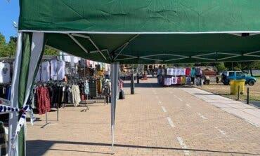 San Fernando refuerza las medidas del mercadillo mientras en Alcalá siguen cerrados