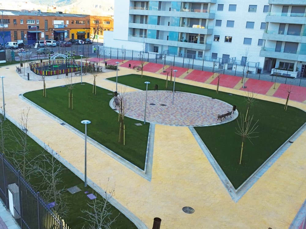 Torrejón de Ardoz inaugura tres nuevos parques y reforma otros tres