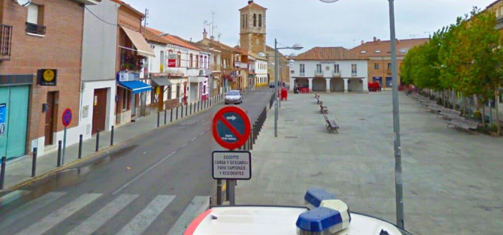 Identificados 15 menores por actos vandálicos en Camarma de Esteruelas