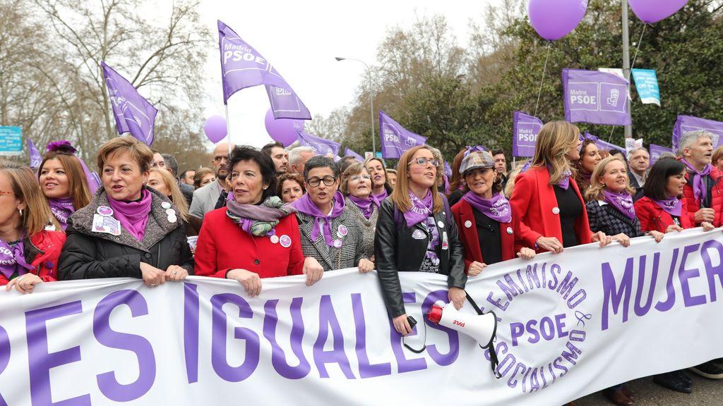 Delegación del Gobierno en Madrid autorizará manifestaciones de menos de 500 personas el 8M