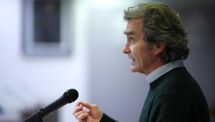 Simón no descarta una cuarta ola de la pandemia en España