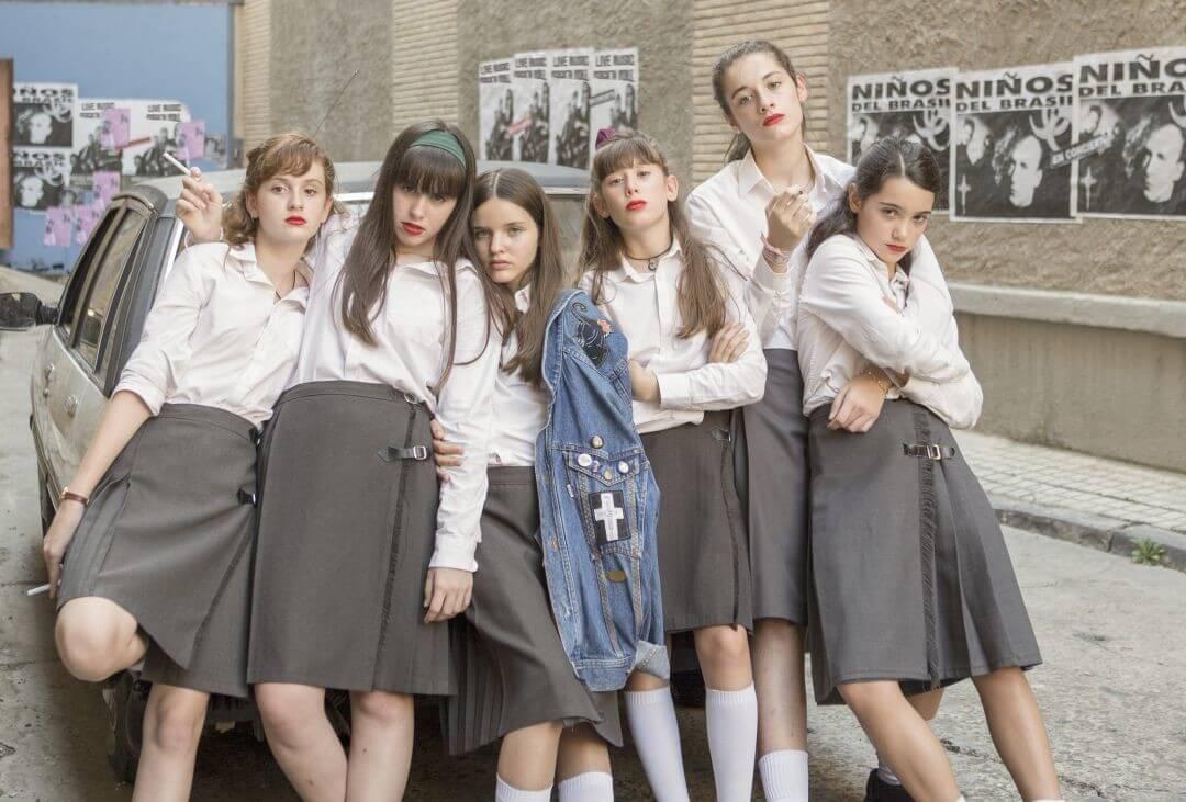 Las niñas, gran triunfadora de los Premios Goya 2021