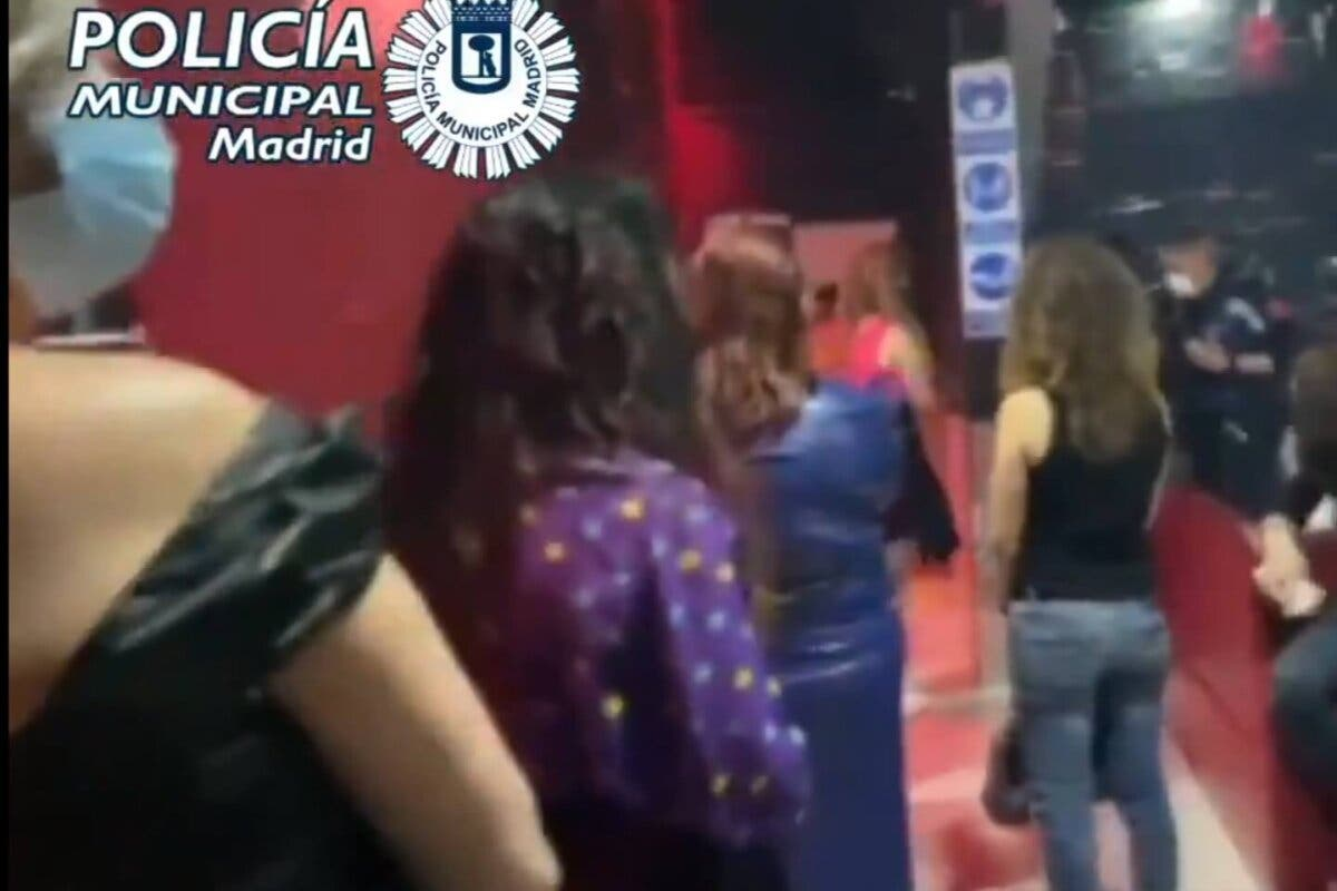 Intervenidas 442 fiestas ilegales durante el fin de semana en Madrid