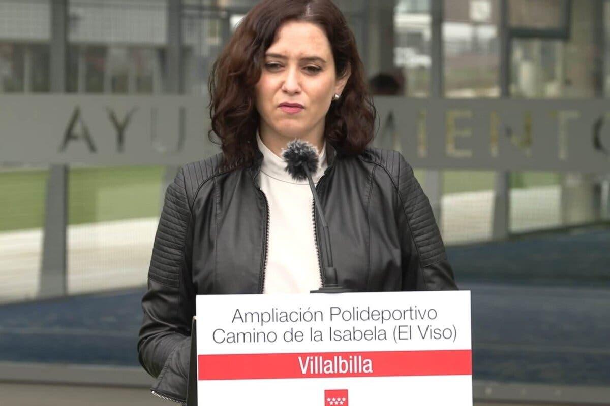 Ayuso insiste en que Madrid siga abierta en Semana Santa y pide al Gobierno sensibilidad