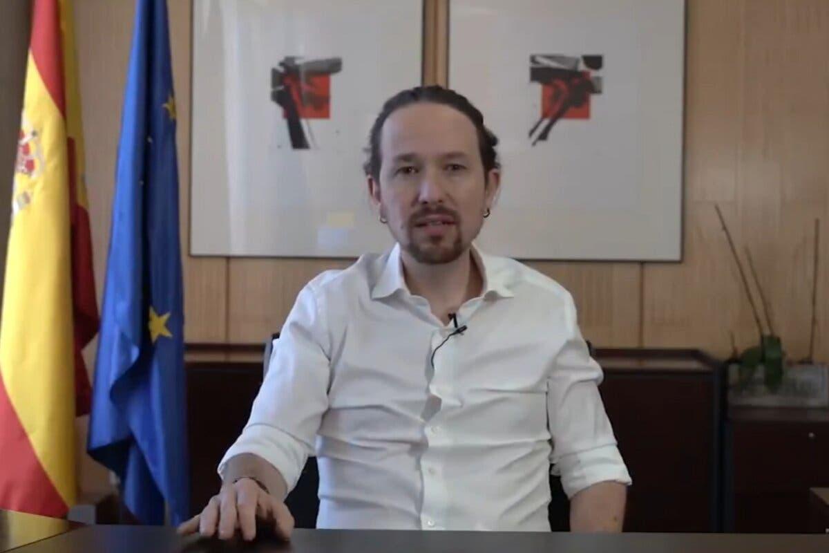 Pablo Iglesias deja el Gobierno para presentarse a las elecciones de la Comunidad de Madrid