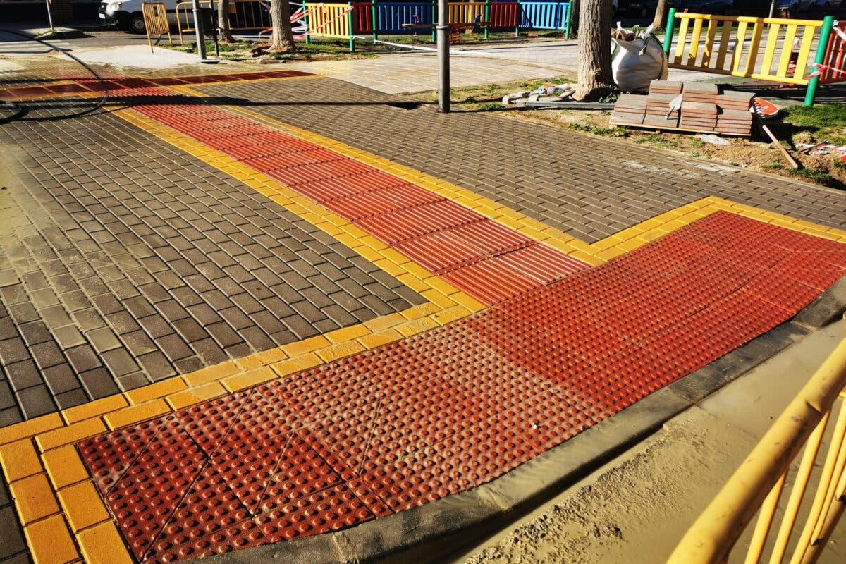 Azuqueca contará con dos fuentes transitables y un innovador juego infantil en el Bulevar de Las Acacias