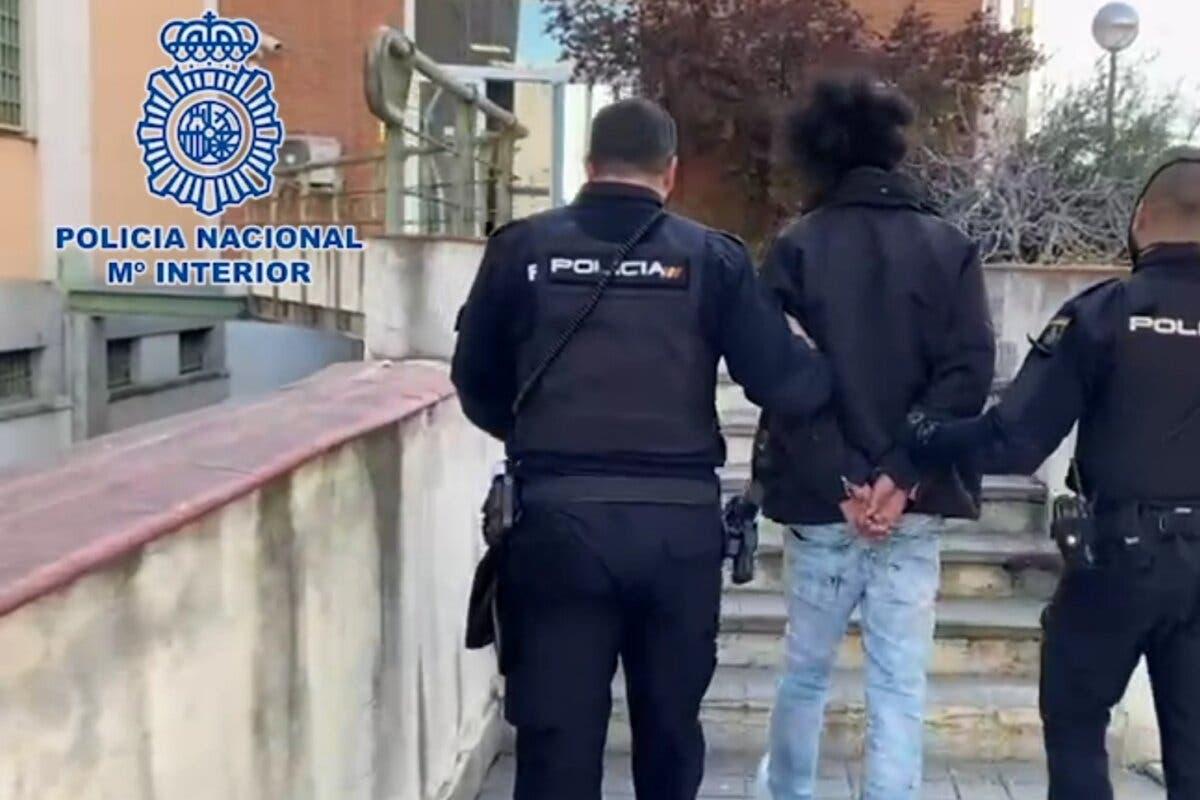 Detenidos siete miembros de una banda latina en Madrid por apuñalar a un niño