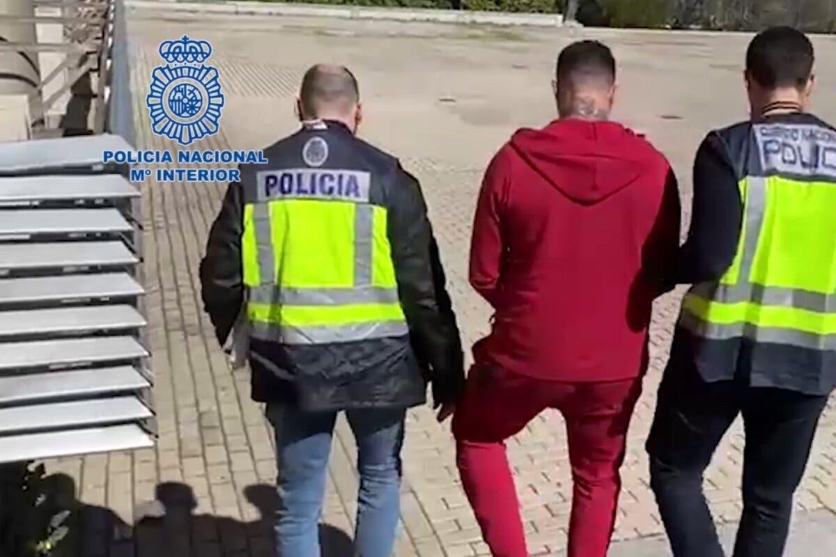 Detenido un violento fugitivo que robó 15.000 euros en una vivienda de Torrejón de Ardoz