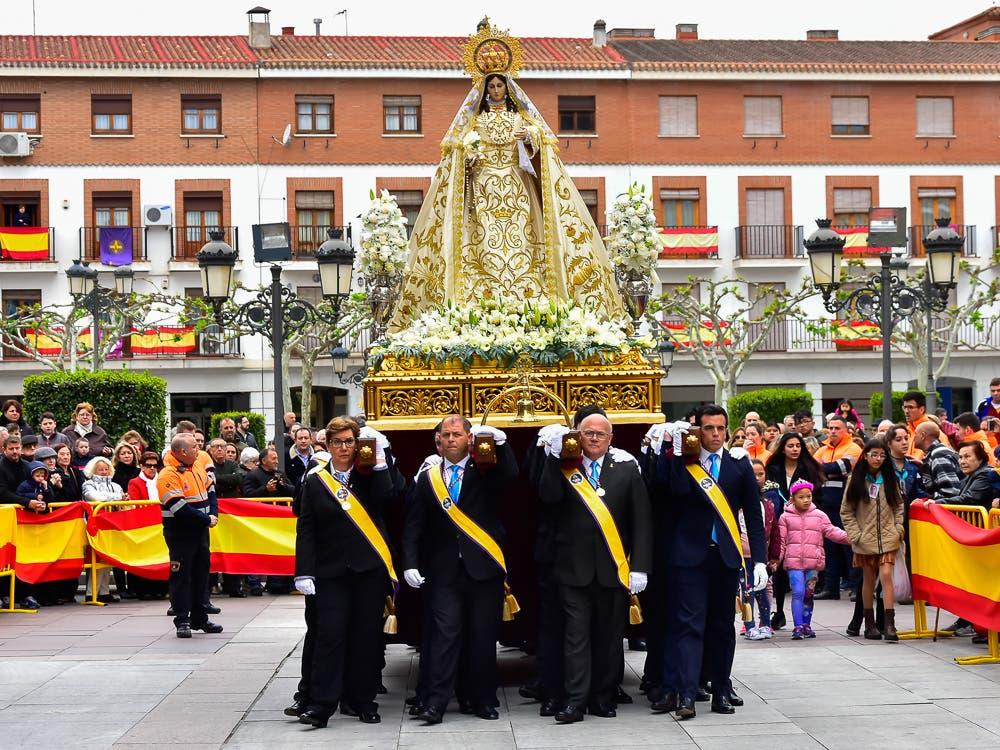 Torrejón de Ardoz suspende las procesiones de Semana Santa por la Covid-19