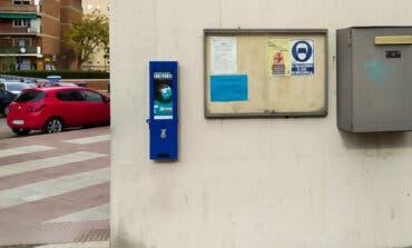 Torrejón de Ardoz instala en las calles máquinas expendedoras de mascarillas y gel desinfectante