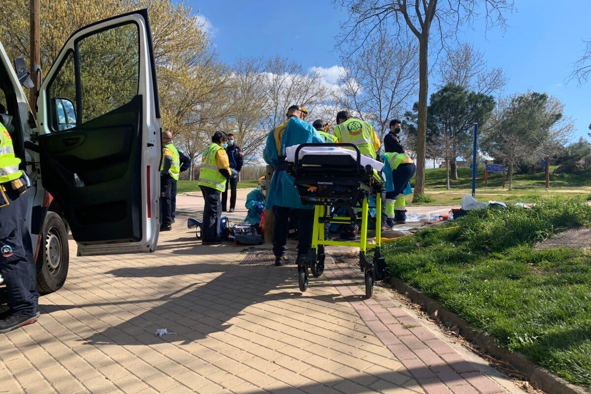 Muere la anciana atropellada por un patinete en Madrid: la Policía sigue buscando al conductor