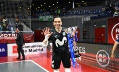 Torrejón de Ardoz celebra el triunfo del Movistar Inter en la Copa de España