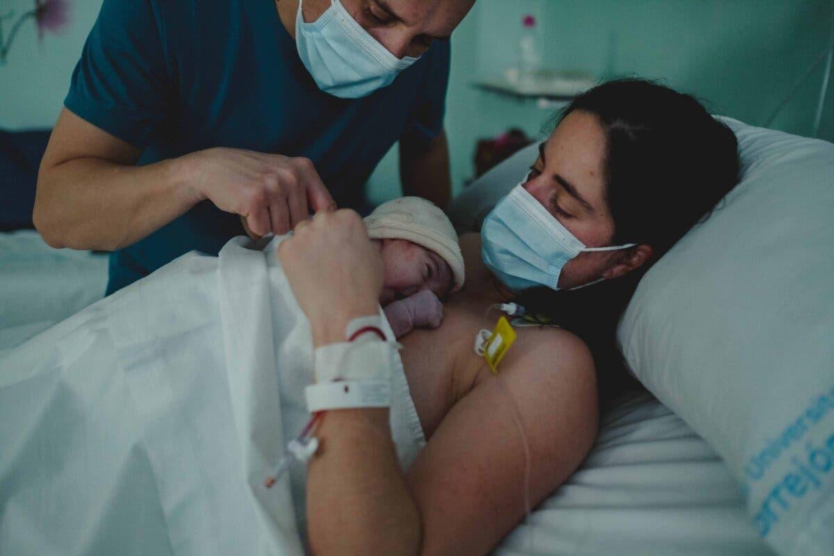 Generación Covid: más de 1.900 nacimientos durante la pandemia en el Hospital de Torrejón