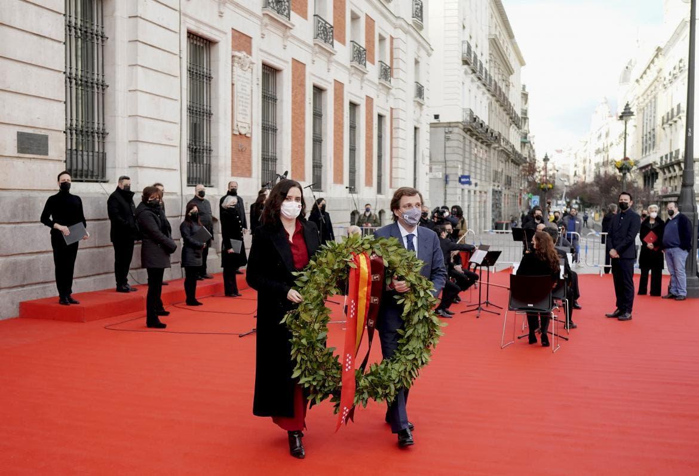 Madrid rinde homenaje a las víctimas del 11-M en el 17 aniversario de los atentados