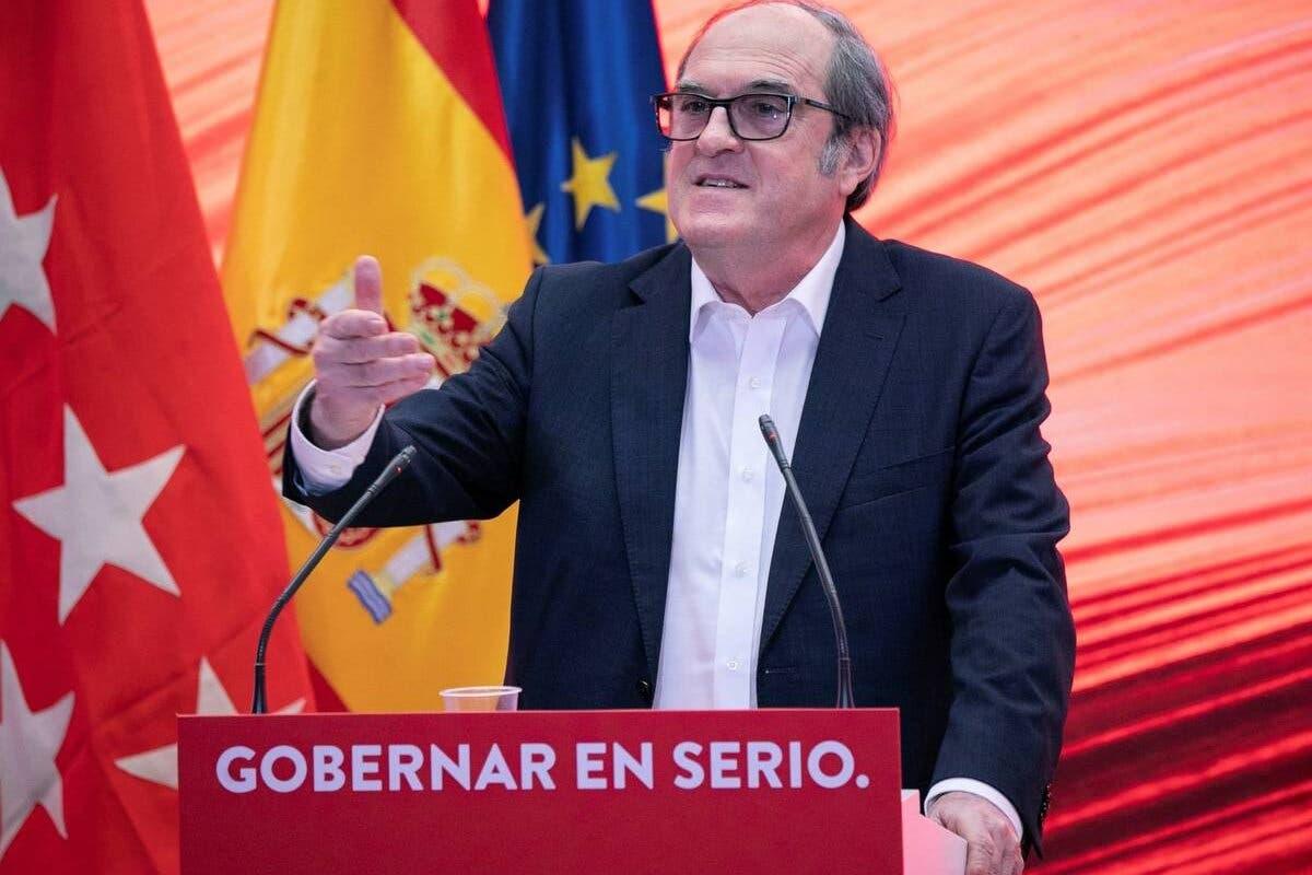 Gabilondo rechaza gobernar con Podemos en Madrid: «Con este Iglesias, no»