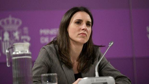Ayuso veta un «acto político» de Irene Montero en un instituto público de Madrid