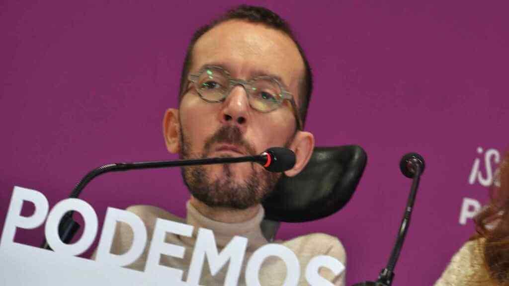El Supremo investigará a Echenique por alentar las violentas protestas por Hasel en Madrid