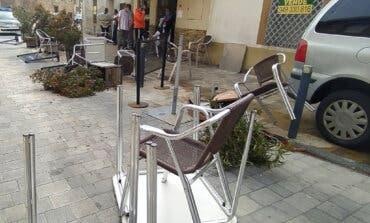 Prisión para el conductor que arrolló dos terrazas en Yunquera de Henares