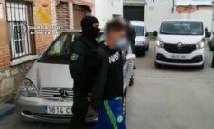 Detenidos en Valdilecha seis miembros de una banda latina porsemiamputar una mano a un menor