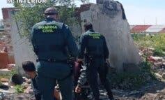Recuperan en Valdemingómez una ambulancia que había sido robada en Vicálvaro