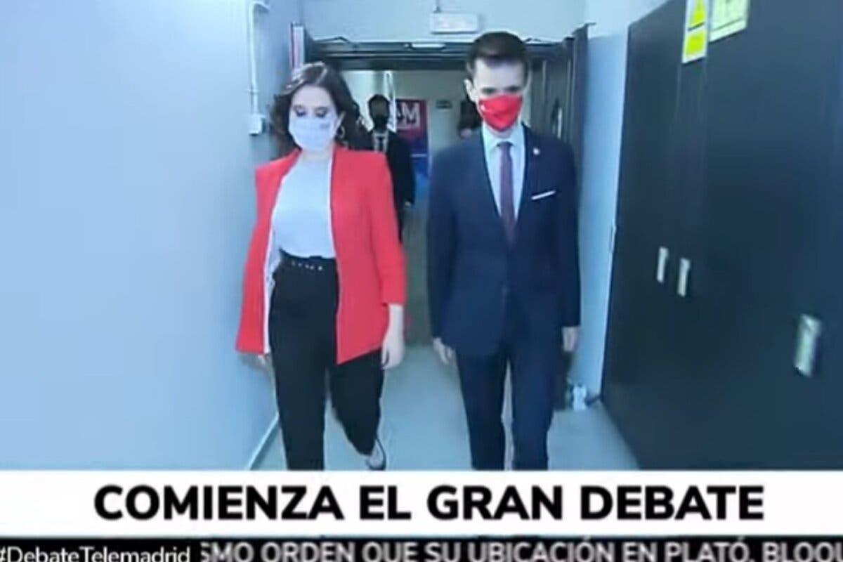 Sigue en directo el debate electoral del 4M enTelemadrid con todos los candidatos