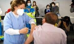 Madrid registra 2.605 positivos y ha administrado ya 1.815.475 dosis de vacunas