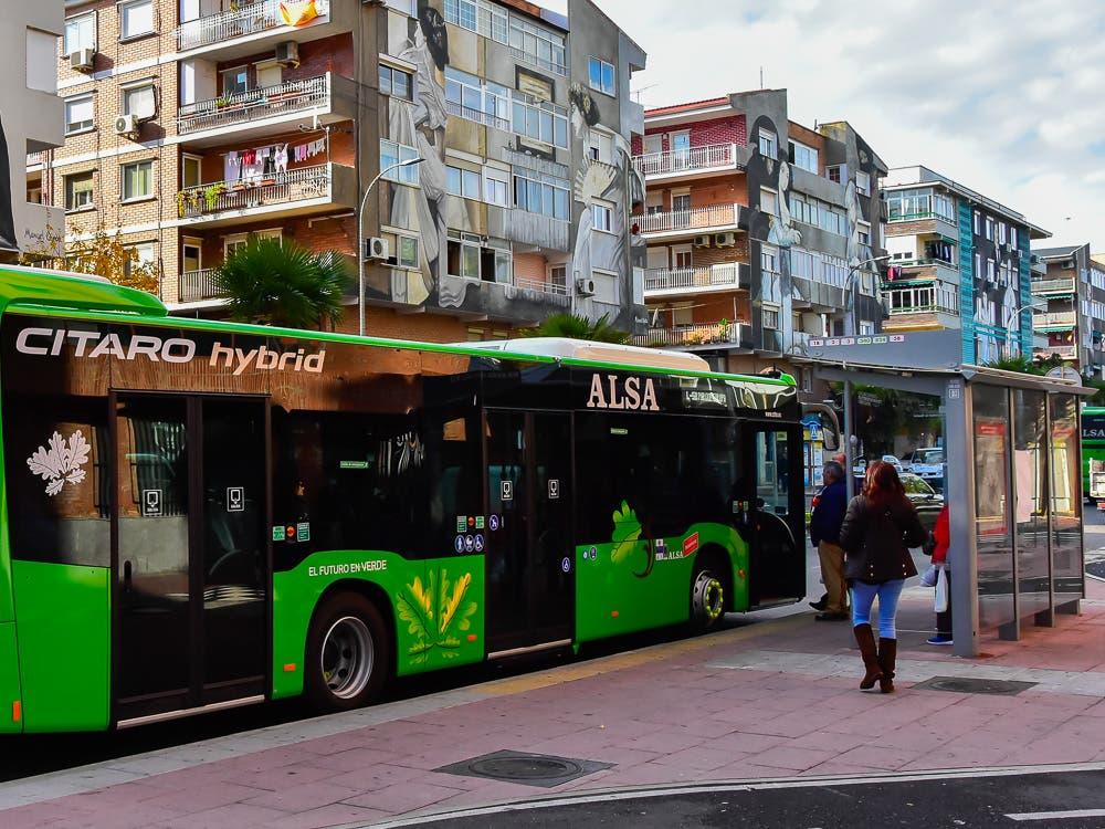 La línea 3 de autobuses de Torrejón de Ardoz ya llega al polígono Los Almendros