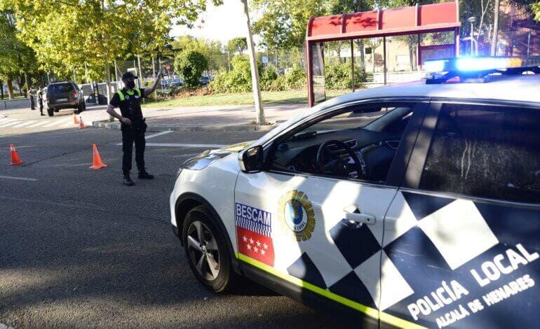 Alcalá de Henares inicia una campaña de inspecciones de vehículos VTC