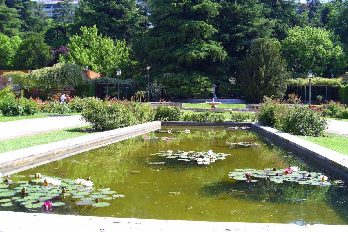 Trece detenidos por abusar sexualmente de una menor en un parque de Madrid