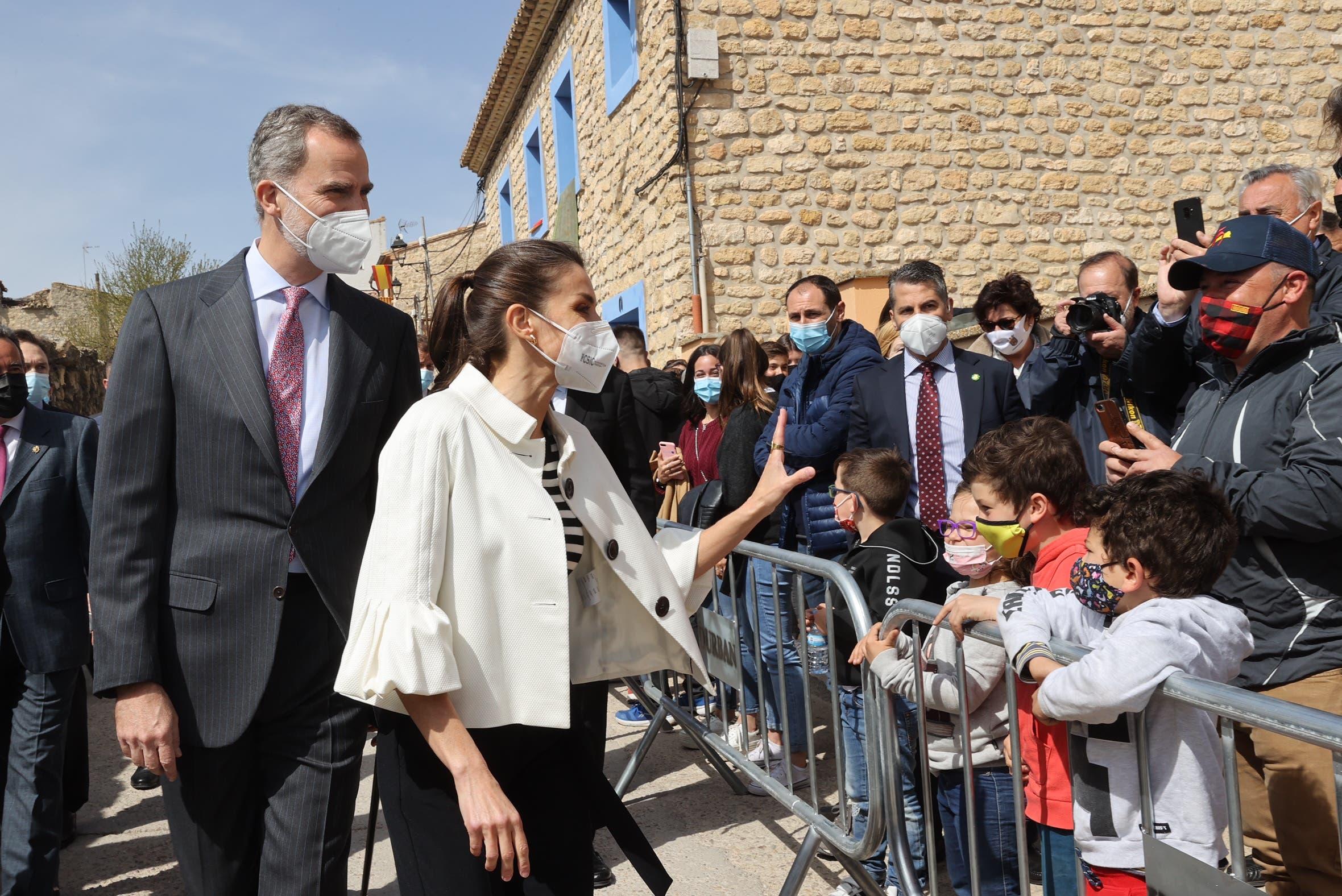 Los Reyes Visitan Este Viernes Alcalá De Henares Con Motivo Del Día Del Libro Miracorredor