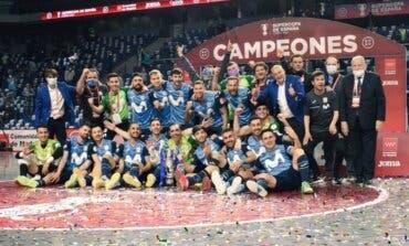 El Movistar Inter de Torrejón conquista su decimocuartaSupercopa de España