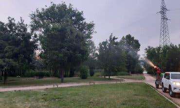 Azuqueca de Henares inicia la campaña contra los mosquitos