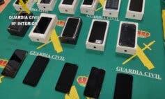 Detenidos en Azuqueca por robar móviles en la empresa logística en la que trabajaban