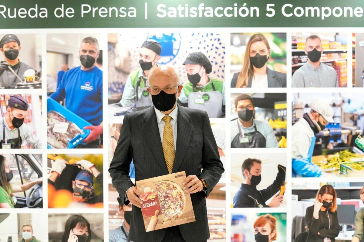 Mercadona crea 5.000 empleos durante la pandemia y bate récord de ventas