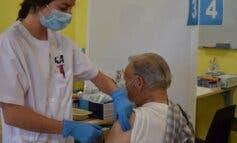 El hospital de Alcalá de Henares inicia la vacunación a pacientes de alto riesgo