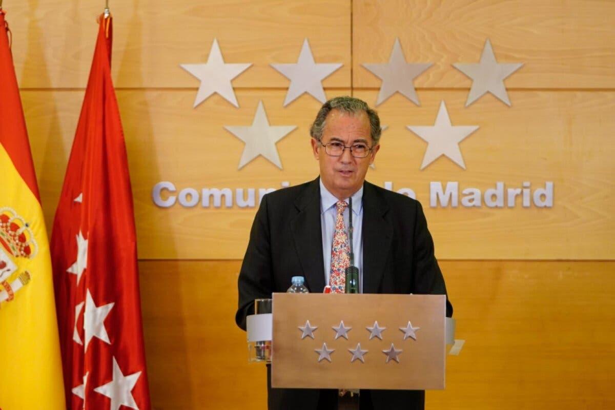 La Comunidad de Madrid ampliará los colegios de Talamanca, Anchuelo y un instituto de Rivas