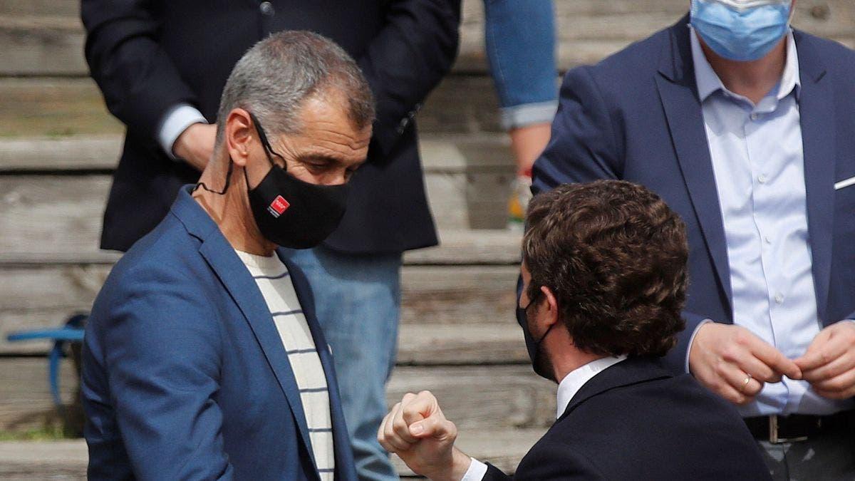 La Justicia saca de la lista de Ayuso a Toni Cantó tras la denuncia del PSOE