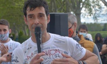 Un atleta de San Fernando de Henares logra correr 200 km en 24 horas por el párkinson