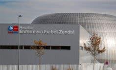 El Hospital Zendal contará con un nuevo aparcamiento con casi 500 plazas