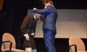 Justo Gallego recibe la Medalla de Hijo Predilecto de Mejorada del Campo