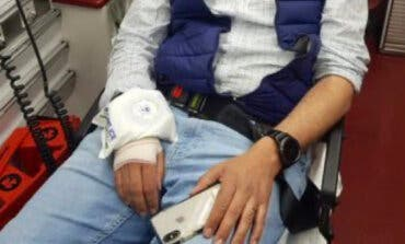 Un diputado de Vox Guadalajara entre los 35 heridos, 21 de ellos policías, en los disturbios de radicales en Vallecas