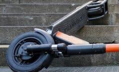 Piden incrementar el control sobre los patinetes mal aparcados enAlcalá de Henares