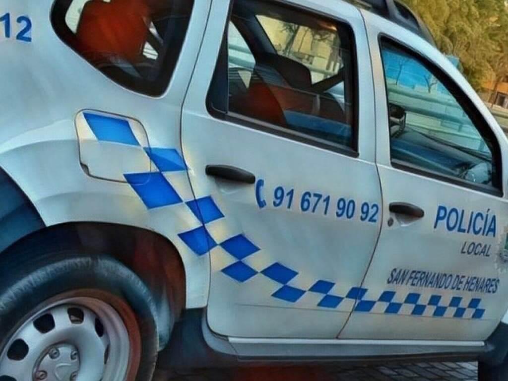 Una fiesta ilegal en una finca de San Fernando de Henares acaba con 16 personas denunciadas