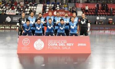 El Movistar Inter de Torrejón sella su pase a la final de la Copa del Rey
