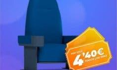 Vuelve el cine a Parque Corredor con entradas a 4,40